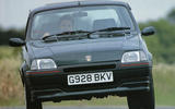 1990 Rover Metro GTi 16v – Throwback Thursday
