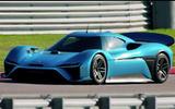 NextEV's Nio EP9 electric supercar sets autonomous lap record