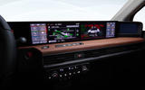 Honda e official production version - dashboard