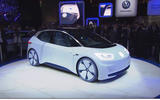 Volkswagen ID concept revealed at Paris motor show