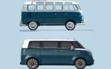 Volkswagen Type 1 Transporter concept revival
