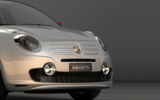 Fiat 600 concept revival Abarth