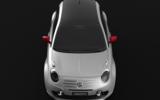 Fiat 600 concept revival Abarth