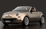 Fiat 500 Coupe concept
