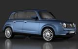 Renault 4 concept revival