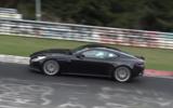 Aston Martin DB11 with 4.0 AMG engine
