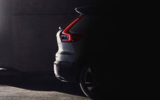 Volvo XC40 rear preview teaser
