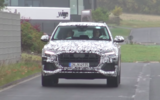 2018 Audi Q8 - new video of flagship SUV