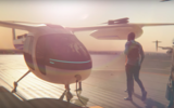 Uber flying taxi cars to take to skies in 2020