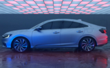 2019 Honda Insight to be revealed at Detroit motor show