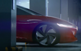 Volkswagen ID Vizzion previews electric luxury saloon