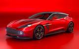 Aston Martin Vanquish Zagato Shooting Brake revealed in full