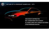 2022 Alfa Romeo GTV - proposed powertrain