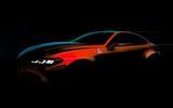 2022 Alfa Romeo GTV official preview teaser