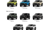2019 Suzuki Jimny: styling and interior revealed