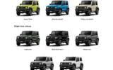 2019 Suzuki Jimny: styling and interior revealed