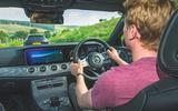 Mercedes-Benz CLS vs Porsche Panamera