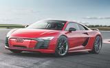 Next-generation Audi R8