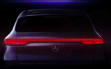 Mercedes-Benz EQC: Tesla Model X rival previewed ahead of Paris reveal