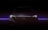 Mercedes-Benz EQC teaser