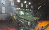 Suzuki Jimny crash test