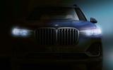 BMW dark image of X7