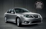 Final Saab 9-3 up for auction