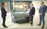 Andy Palmer Aston Martin