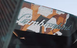 Lamborghini V12 track-only hypercar - badge