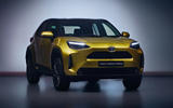 2020 Toyota Yaris Cross unveiling - front