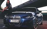 2020 BMW 4 Series leaked images - front