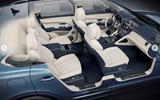 2020 Bentley Bentayga facelift leaked image - interior