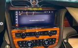 2020 Bentley Bentayga facelift leaked image - infotainment