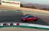 Tesla Model S Plaid screenshot