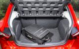 Seat Ibiza FR boot space