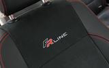 Seat Alhambra FR-Line badge