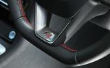 Seat Alhambra FR-Line steering wheel