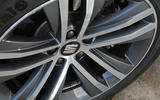 18in Seat Alhambra FR-Line alloys