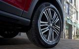 Seat Arona 1.5 TSI EVO FR alloy wheels