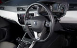 Seat Arona 1.5 TSI EVO FR dashboard