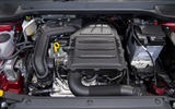 Seat Arona 1.5 TSI EVO FR engine bay