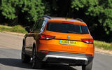 Nearly-new buying guide: Seat Ateca - rear