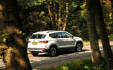 Seat Ateca rear quarter