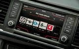 Seat Ateca infotainment system