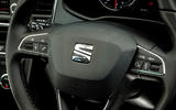 Seat Ateca steering wheel controls