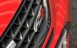 Seat Ibiza Cupra front grille
