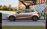 2017 Seat Ibiza revealed side profile