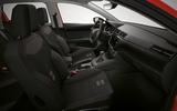 2017 Seat Ibiza revealed interior