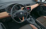 2017 Seat Ibiza revealed steering wheel