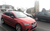 Seat Ibiza in Clevedon